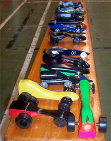 Ysgol Uwchradd Friars, Bangot F1 photo