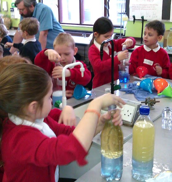 primary science schools secondary lab stem wales activities kits classroom hands easy three newsletter